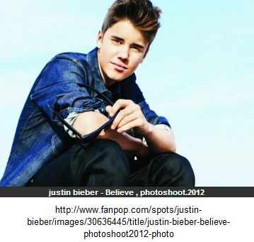 Justin Bieber Is Dreamy!